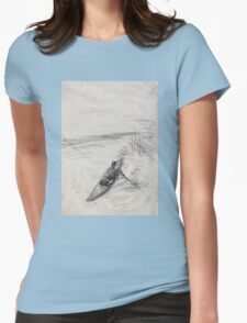 in the boath Womens Fitted T-Shirt