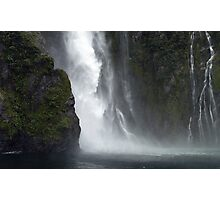In the Hall of the Mountain King- Magic Photographic Print