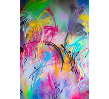 Colour Riot Photographic Print