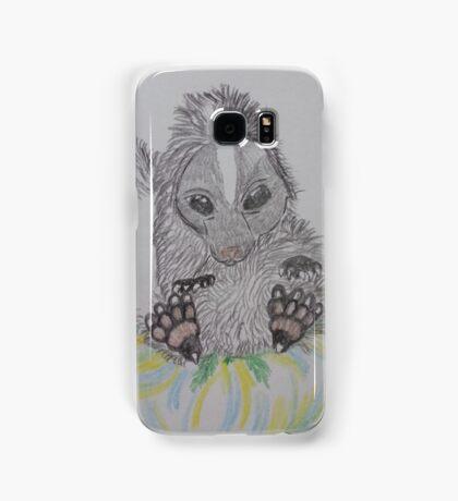 skunk weed bowl Samsung Galaxy Case/Skin