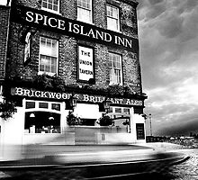 Spice Island Inn by Andrew Walker