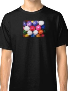 Grunge Gumballs Photographic Art Classic T-Shirt
