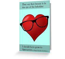 Cheeky Valentine Greeting Card