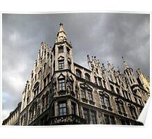 Munich Mitte Gothic Poster