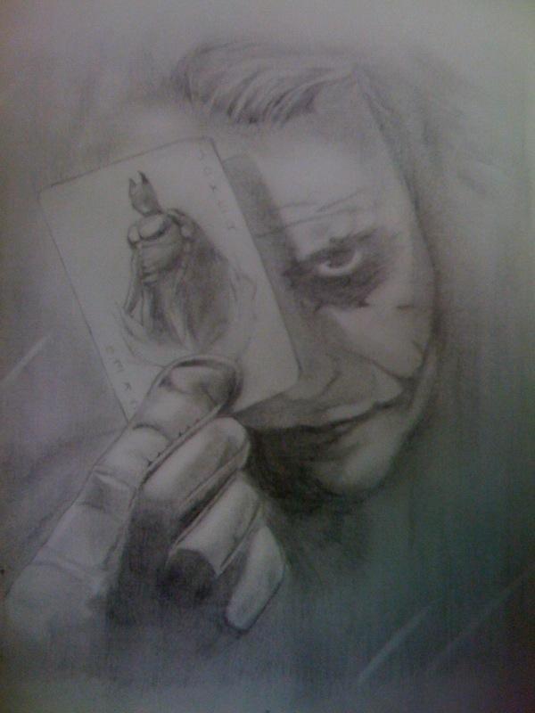 The Joker by Smogmonkey