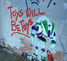 Toys Will Be Toys by febsworld