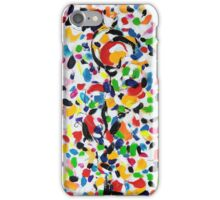 Series brush strokes No. 03/ 2014 iPhone Case/Skin
