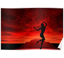 Dancing with the stars. Poster