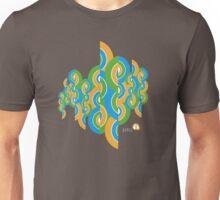 Crazed Curves Unisex T-Shirt