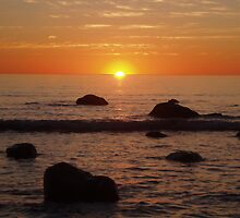 Hallett Cove sunsets and vistas by elphonline