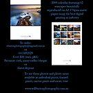 Seascapes Calendar by Will Barton