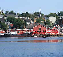 Maritime Fisheries Museum Of The Atlantic by HALIFAXPHOTO