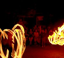 OCF Fire Poi 17 by RolandTumble