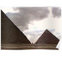 Pyramids Poster