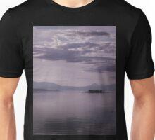 Sundown Lake in Norway Unisex T-Shirt