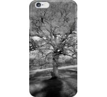 Doulting Hill Panorama iPhone Case/Skin