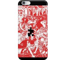 Missing One Piece iPhone Case/Skin