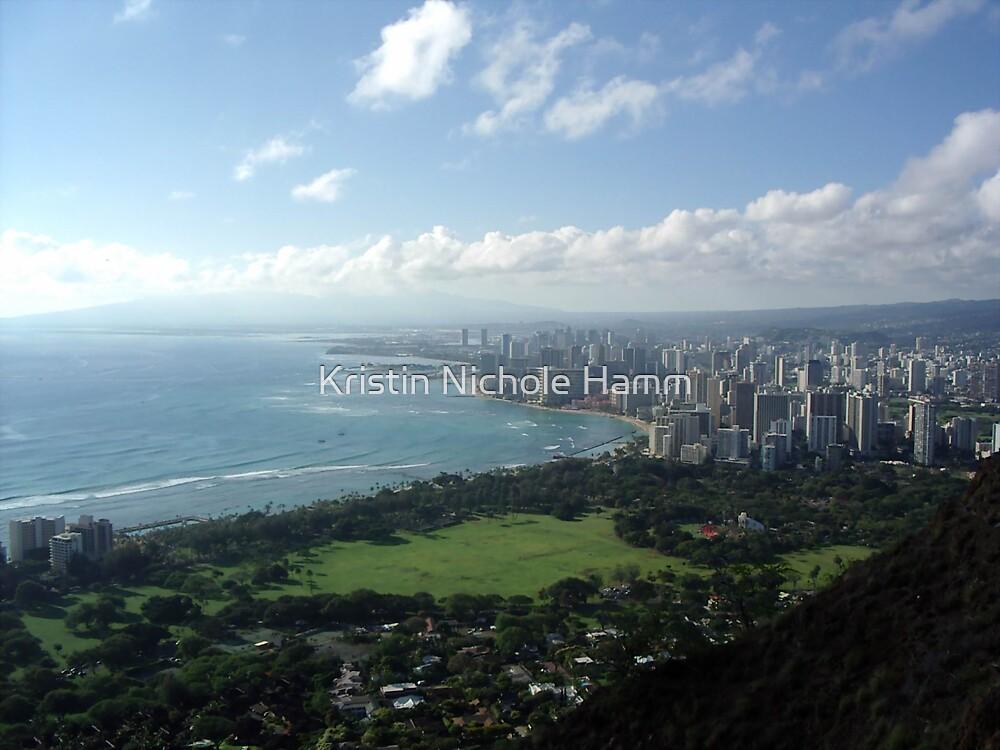 Waikiki #1 by Kristin Hamm