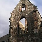 Ruins of St. Christof Kirche by MCCarruthers