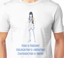 Satsuki Minimalism Unisex T-Shirt
