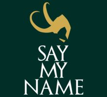 Say my name by DesignKi
