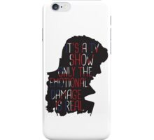 Emotional Damage iPhone Case/Skin