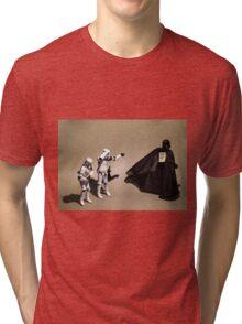 Office Jokes Tri-blend T-Shirt