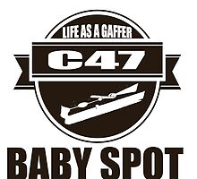 Baby Spot Life as a Gaffer by Prussia