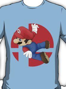 Super Smash Bros. - Mario T-Shirt