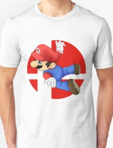 Super Smash Bros. - Mario T-Shirt