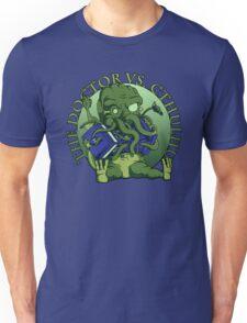 The Doctor Vs Cthulhu Unisex T-Shirt