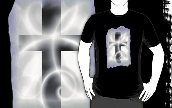 Cross T Shirt by bamagirl38