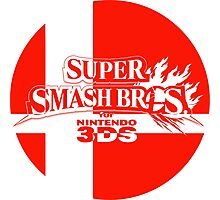 Super Smash Bros. For 3DS Photographic Print