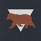 Bear & Bravery by Zeke Tucker