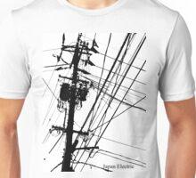 Japan Electric Unisex T-Shirt