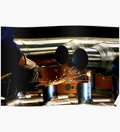 Stainless Cutting Poster