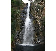 Waterfall Gully,First Falls Photographic Print