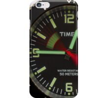 Time Is On My Side...... iPhone Case/Skin