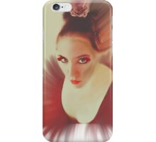 Furious Girl iPhone Case/Skin