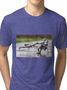 A Blustery Day Tri-blend T-Shirt