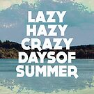 Lazy Hazy Summer by Vintageskies