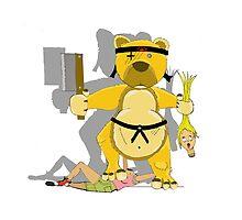 Bears vs Dolls by Malkman
