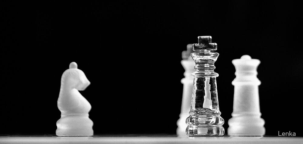 Chess 4: All men lost by Lenka