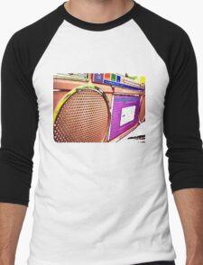 DellaBox Men's Baseball ¾ T-Shirt
