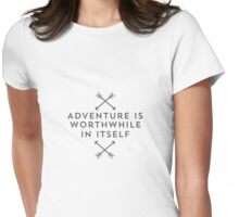 Worthwhile Womens Fitted T-Shirt