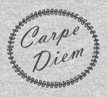 Carpe Diem  Kids Tee