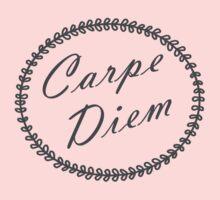 Carpe Diem  Baby Tee