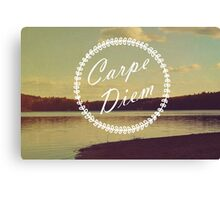 Carpe Diem  Canvas Print