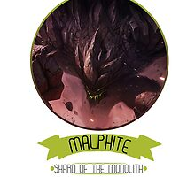 League Of Legends - Malphite by TheDrawingDuo