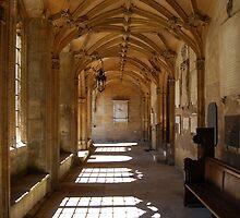 cloisters2 by Tom Clark